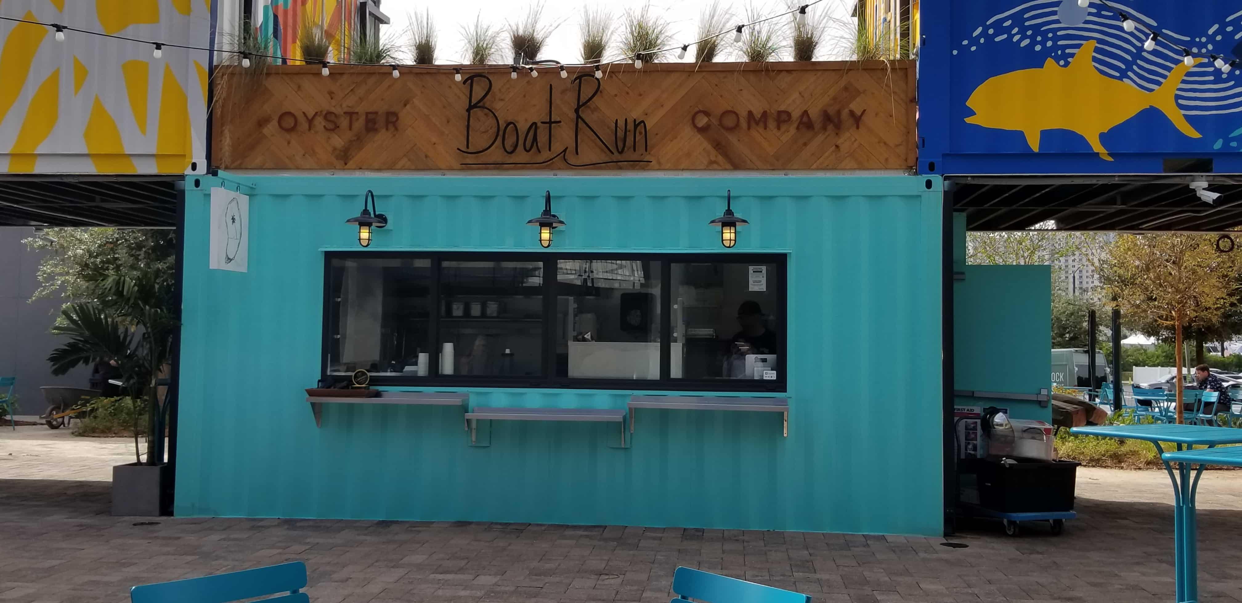 Sparkman Wharf - Boat Run Oyster Company