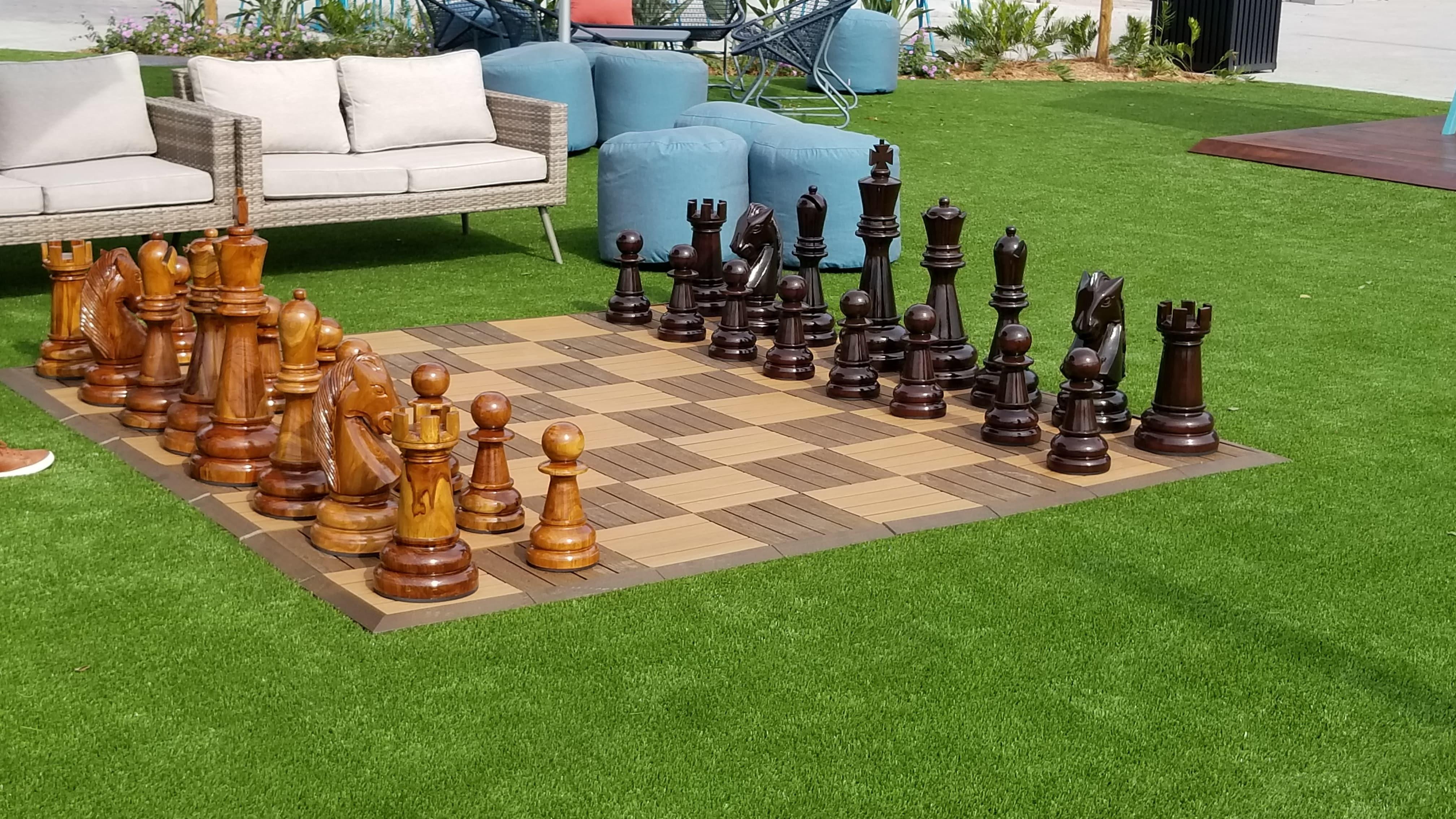 Sparkman Wharf Chess