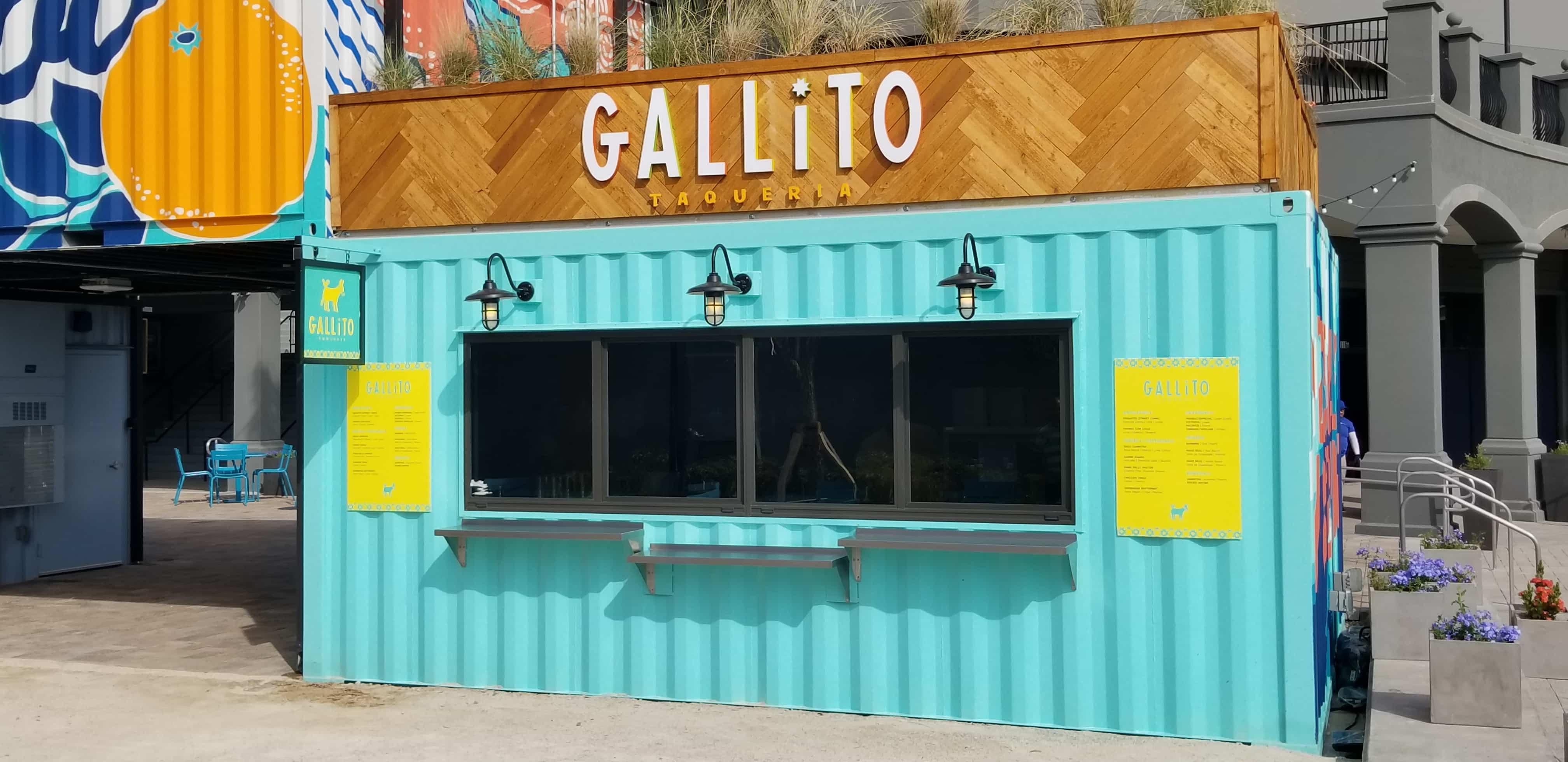 Sparkman Wharf - Gallito Taqueria